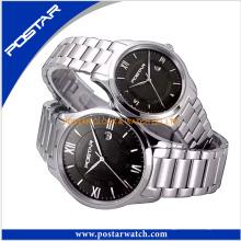 Модный любовник швейцарских часов Пара Часы с хорошим качеством