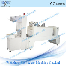 Sleeve Wrapper and PE Thermal Shrink Packing Machine