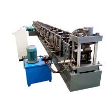China Stahlkühlschrank des modernen Designstahlplatten-Supermarkteinkaufsregals und -regals, der Maschine bildet