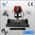 CE meilleur Combo polyvalente Heat Press Machine meilleure qualité