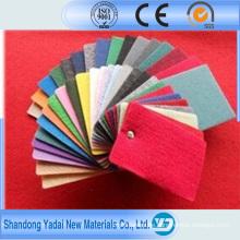 Hochwertiger 100% Polyester Velour Teppich