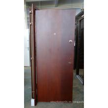Puerta de acero de calidad de diseño