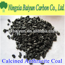 F.C 75-85% water treatment filter media anthracite coal for filters