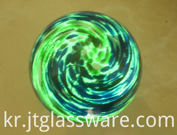 glass garden ball 2