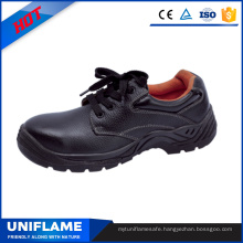 Men Leather Steel Toe Cap Safety Shoes Ufb008