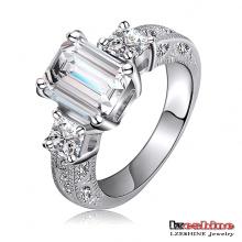 Мода Swa Stellux австрийское обручальное кольцо (Ri-HQ1018-B)