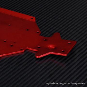 Buscador de piezas OEM de aluminio en forma de piezas ATV OEM