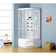 Душевая комната с задней панелью ABS (СК-107)