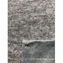 Knitted Bonded Rabbit Hair Esfh-1156-13