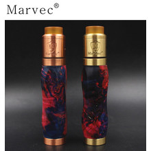 Stable Wood outer tube vape mechanical mod ecigarette