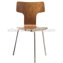 2015 New Premium Bent Wood Seven Chair for Dining Rooms/Cafe/Coffee Shop/Restaurants