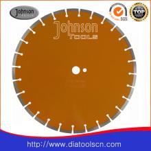 Cuchilla de diamante de 400 mm: hoja de corte circular para hormigón armado