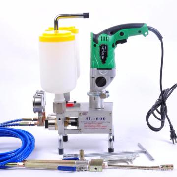 Polyurethane, epoxy resin, acrylic resin wall concrete high pressure grouting machine