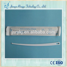 Disposable medical amniotic hook with high quality