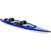Kayak de pesca fácil, leve para transportar, perfeito para a pesca do barco inflável