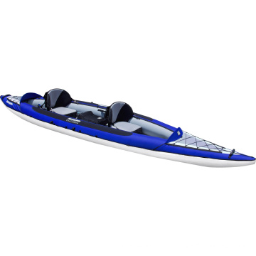 Angeln Kajak einfach, leicht zu tragen, perfekt für Angeln aufblasbare Boot