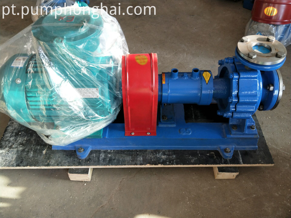 RY series high temp hot oil circulation pump (1)