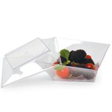 PP/PS Plastic Bowl Plastic Mon Amour Dish 195ml