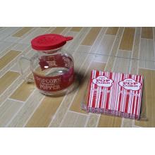 Hitzebeständige Mikrowelle Popcorn Popper/Corn Popper/Popcorn Maschine/Popcorn-Maschine