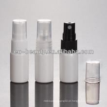 Frasco plástico transparente de 10 ml com bomba de pulverização