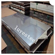 Inconel Alloy X-750 plaque de tôle de nickel en acier inoxydable Fr 2.4669