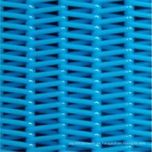 Tela de malla del secador espiral del poliéster bueno y barato del medio lazo