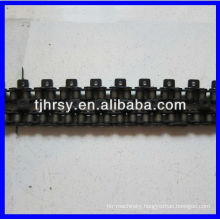 Roller conveyor chain attachments A1