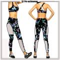 2017 New Design Fashionable Women Gym Sports Suit (Lycra)