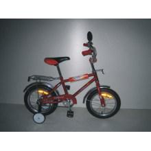 """Bicicleta para niños con marco de acero de 14 """"(BT1401)"""