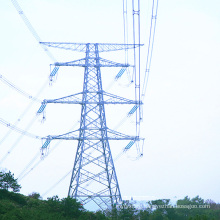 220 kV Double Circuit Galvanized Tower
