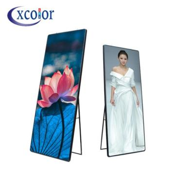Display a led per display pubblicitario con modulo LED P2