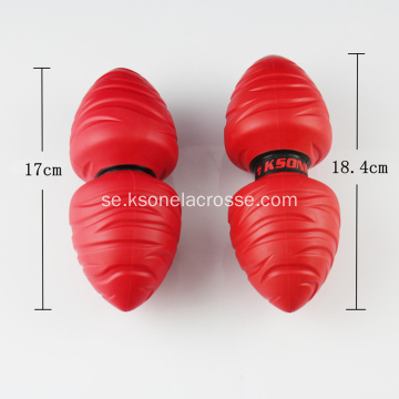 Bärbar Peanut Shape Ball Triger Point Massage Ball