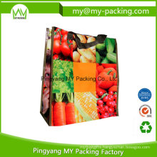 Cheap Price Strong Packaging PP Woven Shopping Bag