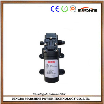 DC high pressure car washing water pump