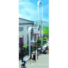 Secadora de corriente de aire utilizada en otras industrias