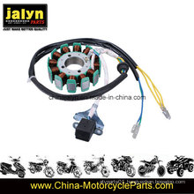 Motorcycle Stator for Gg-125 12 Coils