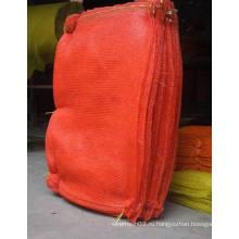 Сетка-мешок для овощей 50х80см оранжевый