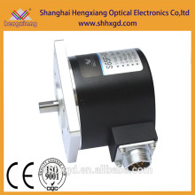 solid shaft encoder S65F rotary with push 2000 pulse 2000ppr