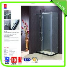 Porta de duche vidro temperado