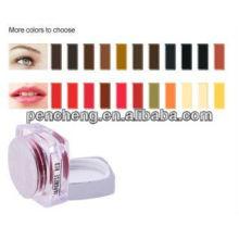 Pigmento del tatuaje del labio y tinta y óxido de hierro libre micro pigmento permanente del tatuaje del maquillaje