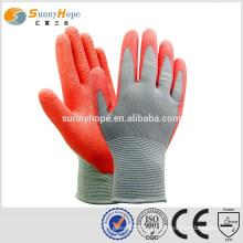 Sunnyhope guantes de caucho de látex de espuma