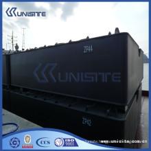 pontoon manufacturers steel pontoon boat for marine construction (USA1-015)