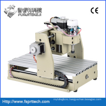 3 Axis CNC Router Machine Wood CNC Milling Machine