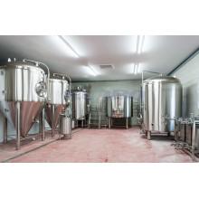 Equipamento da cervejaria 1000L, equipamento 1000L da fabricação de cerveja de cerveja
