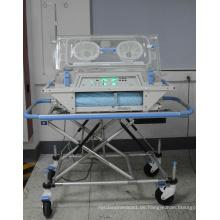 Medizinischer Krankenhaus-Ausrüstungs-Transport-Baby-Säuglingsinkubator