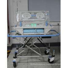 Transporte de equipo médico hospital Incubadora de bebé infantil