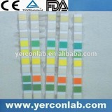 urine strips test CE FDA ISO