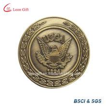 Старые истории Сувенирная монета цинкового сплава материала