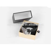 Custom logo printed drawer slider belt paper box