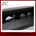 Magnetic Steel Shooting Target System for Airsoft Paintball Metal Target